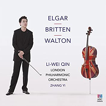 Elgar & Walton: Cello Concertos – Britten: Four Sea Interludes