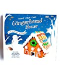 Decorate Your Own Gingerbread House / No Baking Required/ Includes Pre-Shaped Gingerbread Icing and Decorations