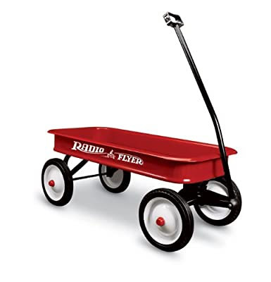 Radio Flyer Classic Red Wagon from Radio Flyer