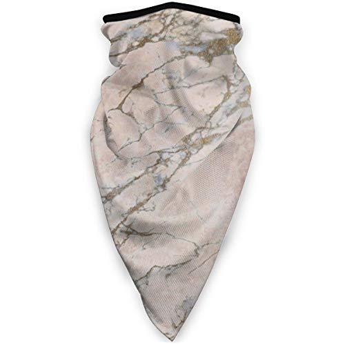 Fedso Magic Headwear Pearly Pink Rose Gold Puderpinsel Marmor Unisex Vielfalt Schal Wrap Bandana...