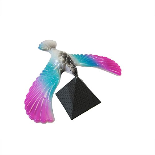 Scifinder Magic Balancing Bird 6' Wingspan with Pyramid Stand
