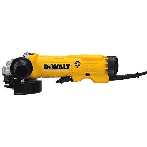 DEWALT Angle Grinder Tool, 6-Inch, Paddle Switch, 13-Amp(DWE43144)