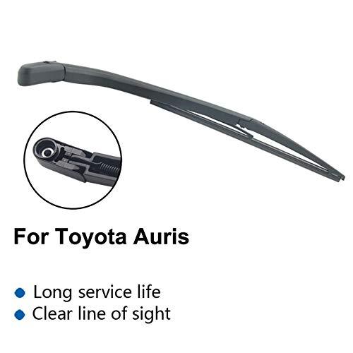 ZHHRHC Voorruit Voorruit Achterruit Ruitenwisser Achter Wiper Blade Arm Set Kit,Voor Toyota Auris Hatchback 2006-2012