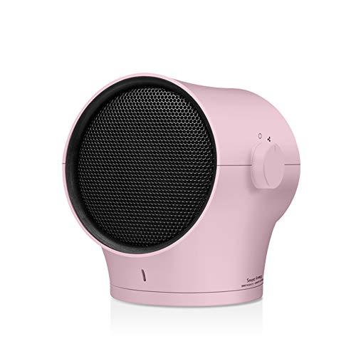 LYzpf draagbare mini-verwarming met 3 modi-instellingen, elektrisch, energiebesparend, snelverwarming, ventilator, ventilatorkachel voor babykamer, woonkamer, kantoor, thuis