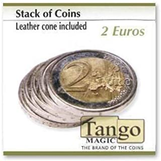 50 Cents Euro Magic with Coins SOLOMAGIA Dynamic Coins Magic Trick