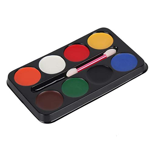 Funnyrunstore Payaso Color de Aceite 6 Colores 8 Colores Color de Agua...