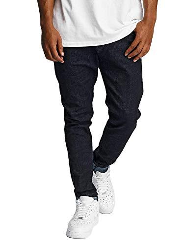 Ecko Unltd. Herren Straight Fit Jeans Straighteck Indigo W 40 L 34