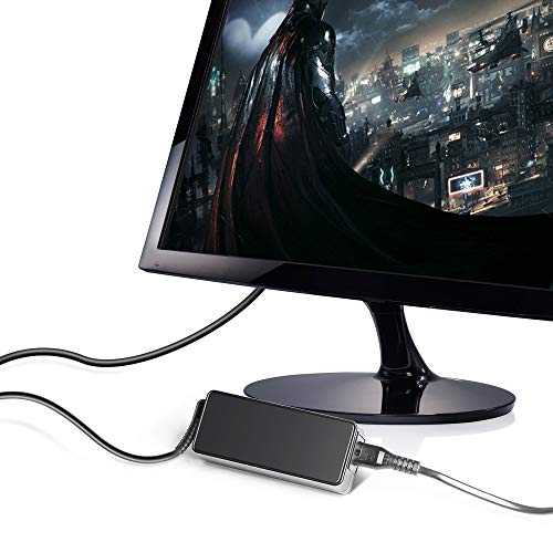 KFD Netzteil DC 14V 4A Netzadapter Ladegerät für Samsung Monitor Stromkabel S22D300HY U28E590D S27D390H C24F396FHU S24D390HL S24D300 S24B150BL S22C300H SAD04914F SyncMaster LCD/TFT 770 760V 1501MP