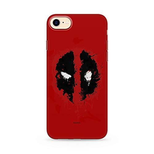 Ert Group MPCDPOOL5503 Marvel Cubierta del Teléfono Móvil, Deadpool 012, iPhone 7/8, Multicolor