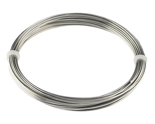 14 Ga Stainless Steel Round Wire 50 Ft. Coil Gr.316l