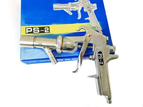 Chiloskit PS-2 Industrie-Luft-Sandstrahlpistole, Pneumatisches Sandstrahlpistole, tragbarer Sandstrahlstrahler.