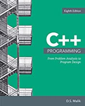 Bundle: C++ Programming: From Problem Analysis to Program Design, 8th + MindTap Computer Science, 1 term (6 months) Printed Access Card