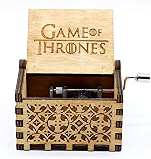 Game of Thrones Music Wooden Box A Birthday Present