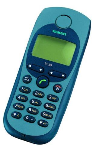 IceFox M35i Handy blau