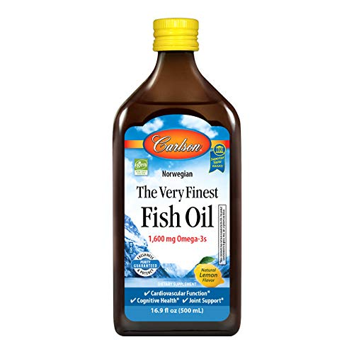 Carlson - The Very Finest Fish Oil,…