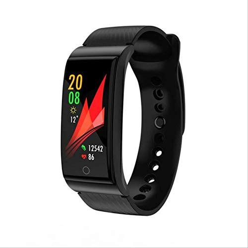 Smart Watch Smart Armband Hartslag Hartslag Bloeddrukmeter Sporthorloge Waterdicht Fitness Polsband Intelligent