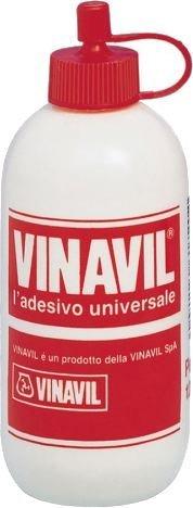 Colla Vinilica Vinavil Gr. 250 per legno, compensati, laminati plastici, cemento