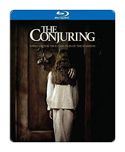 Fantastic Prices! Conjuring [Exclusive Blu-ray Steelbook]