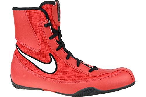 Nike Machomai 321819-610, Herren, University Red/White/Black, 42.5 EU
