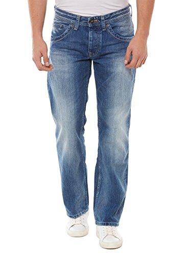 Pepe Jeans Herren Jeans Pepe Jeans, Blau (Denim N56), 28W/36L