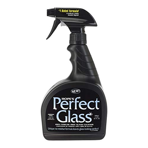 Hope's Perfect Glass Cleaner, 32 Fl Oz