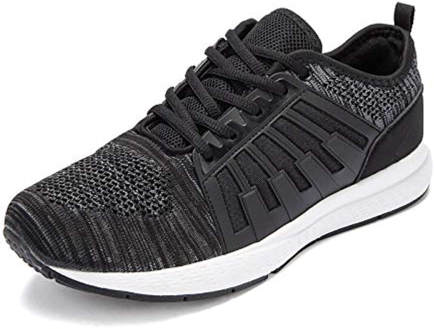 LOVDRAM Men's shoes Cross-Mirror Sports shoes Men'S New Men'S Spring Men'S shoes Flying Woven New Casual shoes
