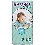 Bambo Nature Junior tall pack Niño/niña 5 54pieza(s) - Pañal (Niño/niña, 12 kg, 22 kg, 54 pieza(s))