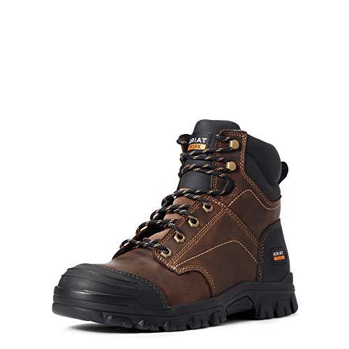 ARIAT Treadfast 6' Work Boot Distressed Brown