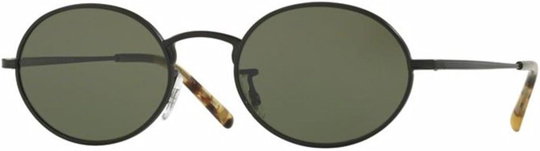 Oliver Peoples Empire Suite  Matte Black   G15  1207 506252 Sunglasses