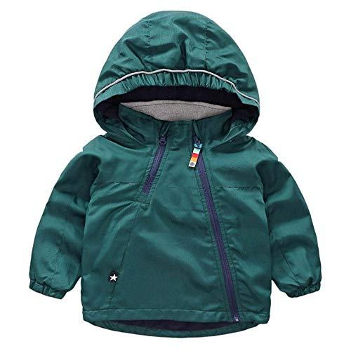 Enfants Vestes Mode Imprimer Bébé Garçons À Capuche À Manches Longues Outwear Infantile Coupe-Vent Enfant Zip Veste Vêtements