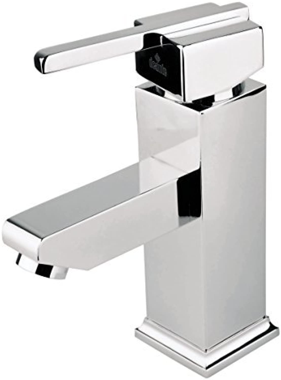 Tap Single Lever mixer tap for 'Cubic'sink in chrome fittings BDD 021 M