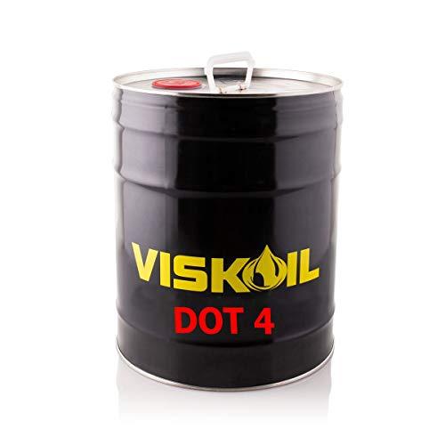 Lubrificanti Viskoil VISKDOTIV20LT 20 litros Liquido de Freno Dot IV