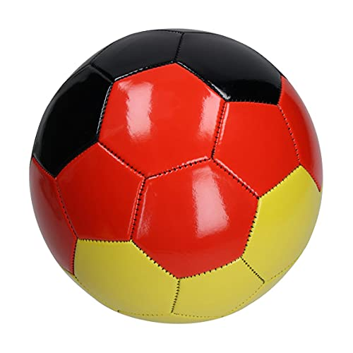 Balón de fútbol con diseño de Alemania, 3 capas, Campeonato de Europa 2021.
