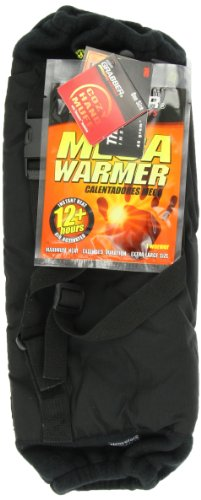 Grabber Warmers Cozy Thinsulate Muff with Inner Warmer Pocket (Black): Free Grabber Mega Warmer