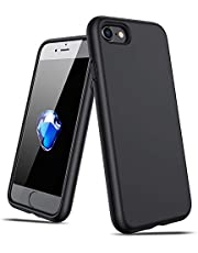 iPhone 8 ケース iPhone 7 ケース 4.7インチ 対応 アイフォン8 液状シリコンケース ソフトケース 耐衝撃 カバー 衝撃吸収 指紋防止 薄型 ケース 軽量 ワイヤレス充電対応