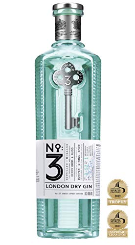 Berry Bros. & Rudd No. 3 London Dry Gin (1 x 0.7 l)