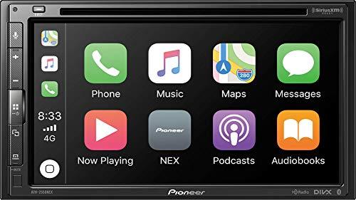 Pioneer AVH-2550NEX 7-Inch AV Receiver w/CarPlay and AndroidAuto