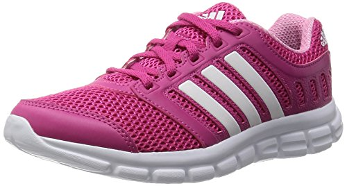 adidas Damen Breeze 101 2 Laufschuhe, Pink (EQT Pink S16/Ftwr White/Semi Pink Glow S16), 40