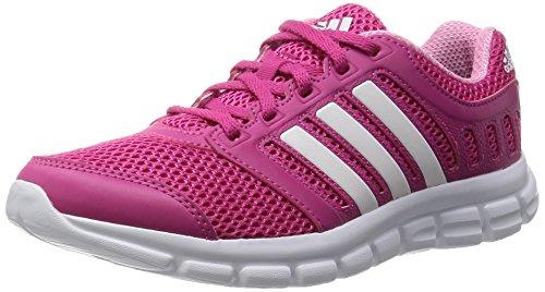 adidas Damen Breeze 101 2 Laufschuhe, Pink (EQT Pink S16/Ftwr White/Semi Pink Glow S16), 39 1/3 EU