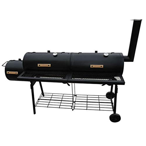 Fantastic Deal! GOTOTOP BBQ Charcoal Grill Portable Barbecue Grill for Lawn Picnic Backyard Balcony ...