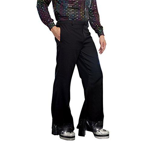 Dreamgirl mannen disco broek kostuum,