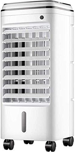 TD Enfriador De Aire, Solo Frío Aire Acondicionado Ventilador, Móvil Plus Plus Hielo De Agua De Escritorio Sin Cuchilla De Seguridad