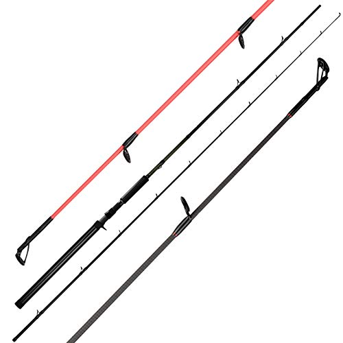 KastKing Krome Salmon and Steelhead Fishing Rods, Casting Pro Troller - 12ft - Heavy-2pcs