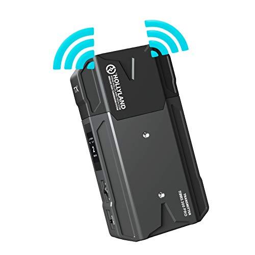 HOLLYLAND Mars 300 Pro HDMI Video Funkstrecke Transmitter, drahtlose Bildübertragung Wireless Image Transmission, APP-Steuerung, OLED-Bildschirm, 92m Abstand, 1080P für DSLR Kamera Feldmonitor