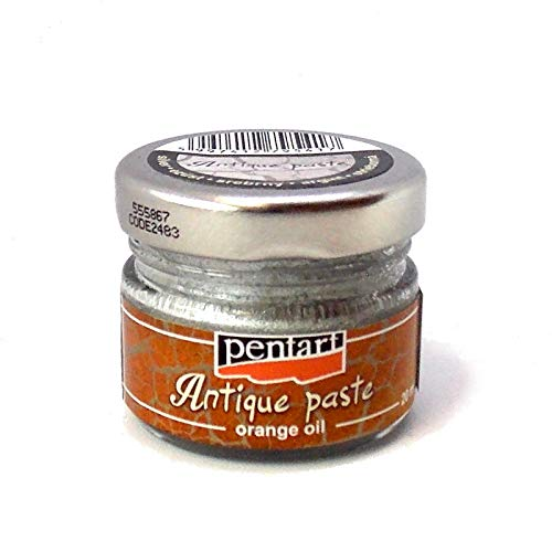 Antikpaste 20ml - Silber.- Patina, Vintage Paste