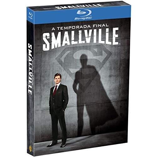 Smallville - A Temporada Final [Blu-ray]