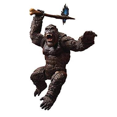 Godzilla VS. Kong 2021: King Kong S.H.Monsterarts Action Figure