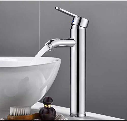 gszfsm001 - Grifo de lavabo con palanca para lavabo y lavabo (mezcla de frío/caliente)