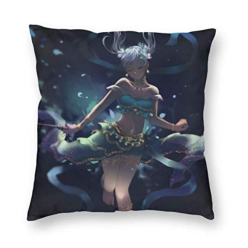 Fundas de Almohada Decorativas para sofá Personalizado Noelle Silva Fundas de almohadaes