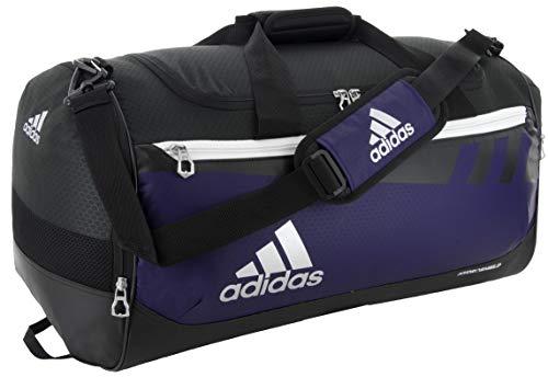 (Small, Collegiate Purple) - adidas Team Issue Duffel Bag